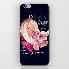 Swine iPhone & iPod Skin