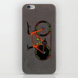 Time Trial Bike iPhone Skin