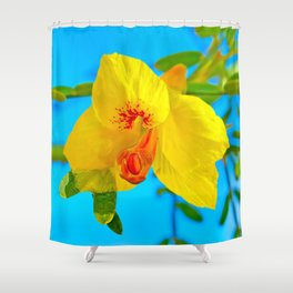 Morning Vision Shower Curtain