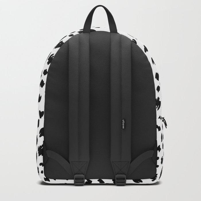 Cheetah skin pattern design Backpack