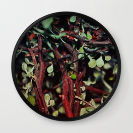 Another Tangle Wall Clock