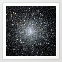 Messier 15  Art Print