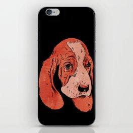 Sad Dogs Club iPhone Skin