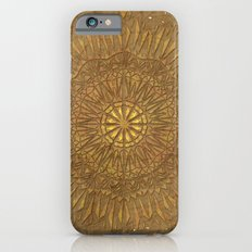Prairie Mandala iPhone 6s Slim Case