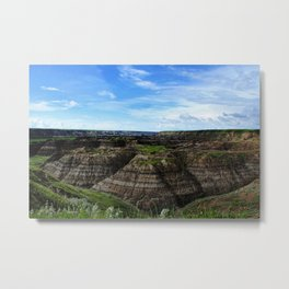 Horsethief Canyon Metal Print
