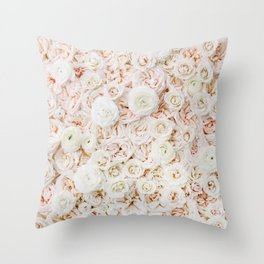 A Summer Soiree Throw Pillow