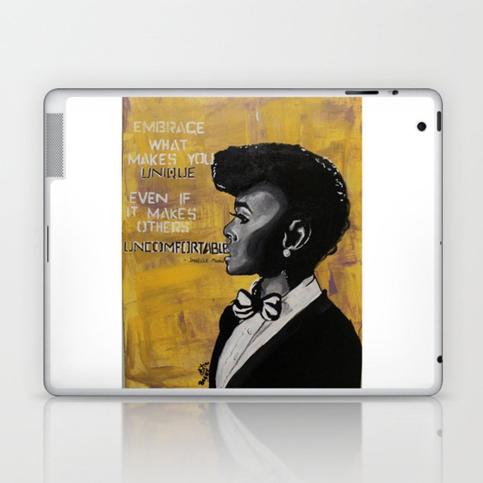 Monae Laptop & iPad Skin