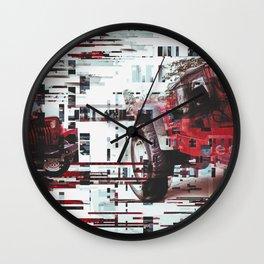 re:jeep Wall Clock