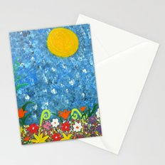 Sun Garden 1 Stationery Cards
