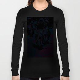 """Born to Race"" Motocross Dirt-Bike Champion Racer Long Sleeve T-shirt"