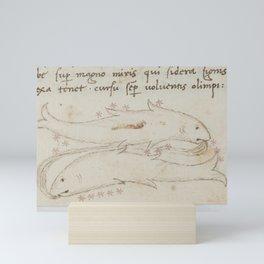 Basinio de Parma - Pisces, the Fish (1540s) Mini Art Print