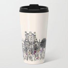 Jardins des Tuileries Travel Mug