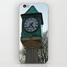 Tick Tock iPhone & iPod Skin