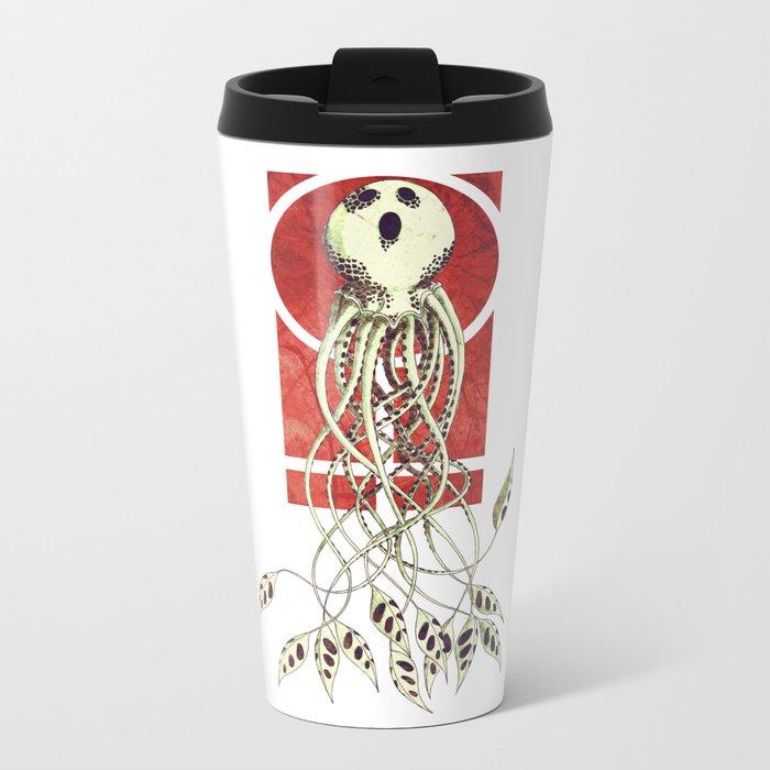Ciavevomezzorabohmenerivadociaociao Metal Travel Mug