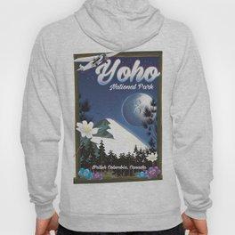 Yoho National park Canada Hoody