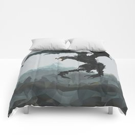 The Rise of Alduin Comforters