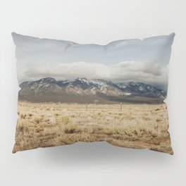Great Sand Dunes National Park - Mountains Pillow Sham