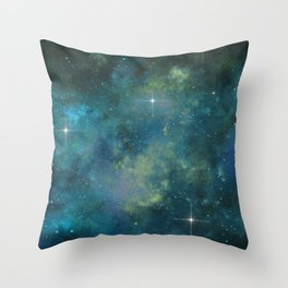 Exploring the Universe 18 Throw Pillow