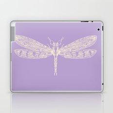 Lavender Dragonfly Laptop & iPad Skin