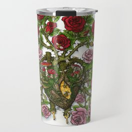 Witch's Heart Travel Mug