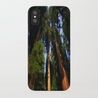giants iPhone & iPod Cases featuring Giants by Tami Cudahy