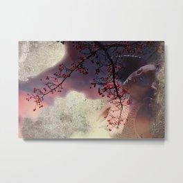 Cherry Dreams Metal Print