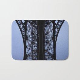 Eiffel Tower - Detail Bath Mat