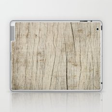 Old Wood Laptop & iPad Skin