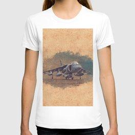 Harrier Jumpjet T-shirt
