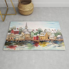 Portsmouth, New Hampshire Rug