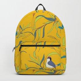 Sunny Fairy Wrens Backpack