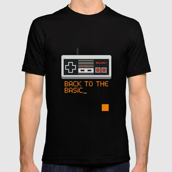 back to the basic_  T-shirt