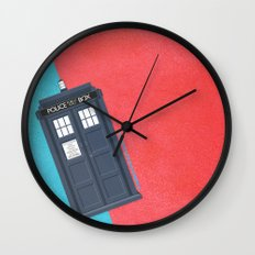 10th Doctor - DOCTOR WHO Wall Clock