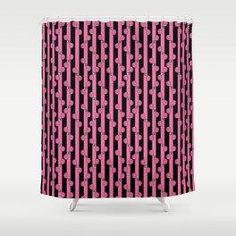 Peeking eyes Shower Curtain