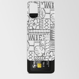 Chachani - White Android Card Case