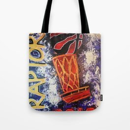 raptors 2,champion,basketball,gold,poster,wall art,2019,winners,NBA,finals,toronto,canada,painting Tote Bag