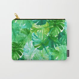 Welcome to the Jungle Palm Carry-All Pouch