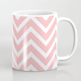 Pink zigzag design Coffee Mug