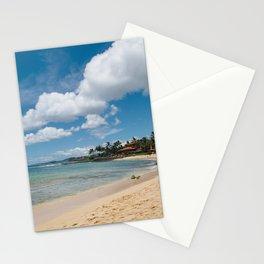 Poipu beach Stationery Cards
