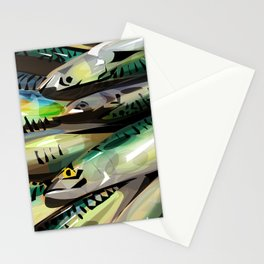 Seafood Market Stationery Cards