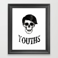 Youths Framed Art Print