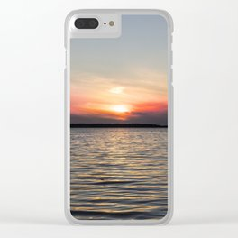 Lac La Biche Clear iPhone Case