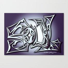 soul print Canvas Print