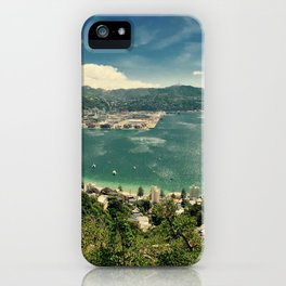The Wind and the Waves iPhone Case