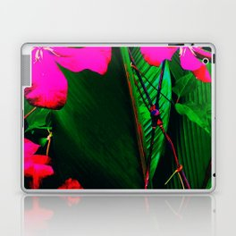 Florida Garden in Bloom Laptop & iPad Skin