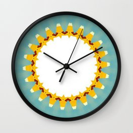 Eyecatching Sunlighter Mandala 4 Wall Clock