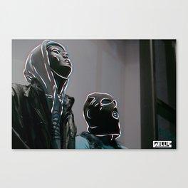 New Generation of Rebels Canvas Print