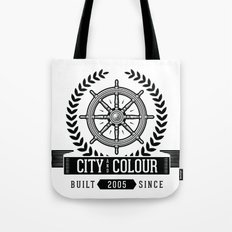 City and Colour Tote Bag