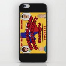 King of the Ouija iPhone & iPod Skin