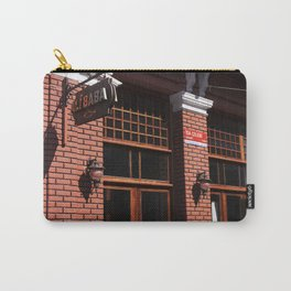 Red Brick Wall... Carry-All Pouch